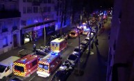 Paris'te ölü sayısı 8'e çıktı