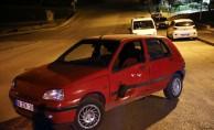 Başkentte otomobille motosiklet çarpıştı: 3 yaralı