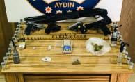 Didim'de turizm sezonu öncesi uyuşturucu satıcılarına operasyon