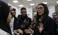 İsrail'in sınır dışı etmeye çalıştığı AA foto muhabirinin duruşması yapıldı