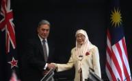 Malezya ve Yeni Zelanda'dan teröre karşı iş birliği kararı
