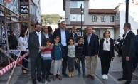 Marmaris'in ilk termal tesisi açıldı
