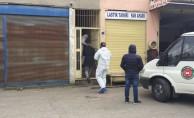 Samsun'da bir kişi iş yerinde ölü bulundu