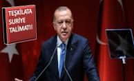 "AK PARTİ'DEN KARA PROPAGANDAYA KARŞI TEŞKİLATA ""SURİYELİ"" TALİMATI!"