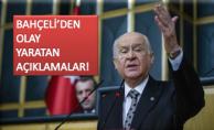 MHP LİDERİ BAHÇELİ'DEN AÇIKLAMALAR!