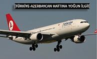 THY AZERBAYCAN UÇUŞLARINA İLGİ BÜYÜK!