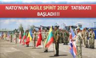 TÜRKİYE'NİN DE KATILIMIYLA GÜRCİSTAN'DA NATO TATBİKATI BAŞLADI!
