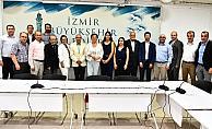 İzmir'de yerel basına destek