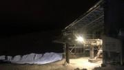 Uludağ'da mahsur kalan 11 kişi otellerine götürüldü
