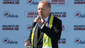 Cumhur İttifakı Büyük Ankara Mitingi