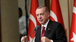 """Başkan Erdoğan, """"Burayı dikkatle dinlemenizi istiyorum"""" dedi ve anlattı: Seni buraya bizim amellerimiz getirdi. Allah'ın verdiği nimetlerin kıymetini bilemedik."""