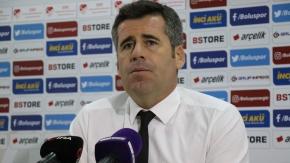 Hatayspor - Altınordu maçının ardından