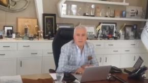 Milli Ses Ver Projesine Nilüfer Belediye Başkanı Mustafa Bozbey'den destek geldi