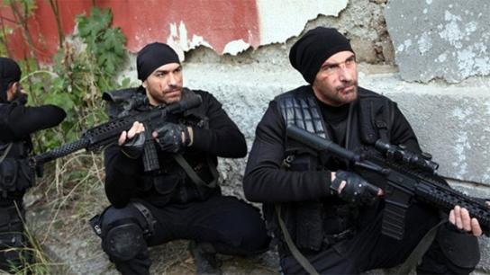 Bordo Bereliler Suriye Filmi Fragman 2