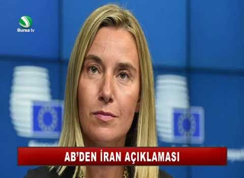 ABD'DEN İRAN'A YENİ YAPTIRIMLAR