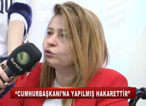 Bursa Milletvekili Bennur Karaburun Gürsu'yu ziyaret etti