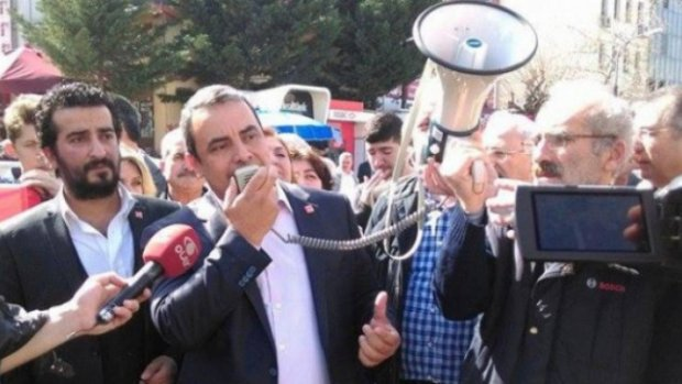 CHP, HDP, İP, SAADET adayı Mustafa Bozbey'i yerden yere vurdu
