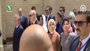 Cumhurbaşkanı Erdoğan, Buhara'yı gezdi