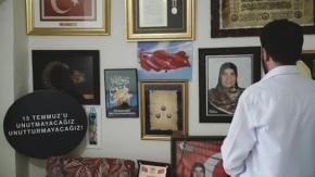 Cumhurbaşkanlığından duygulandıran '15 Temmuz' videosu: 'Asla unutulmayacaksınız'