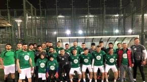 Nilüfer Karaman Spor Kulübü Antrenman çalışması